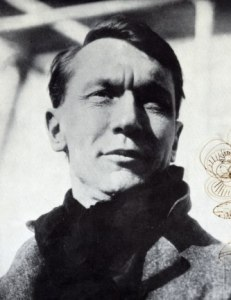 Vachel Lindsay (image courtesy of The Vachel Pages).