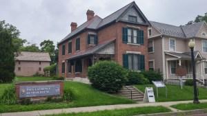 The Paul Laurence Dunbar State Memorial in Dayton, Ohio.