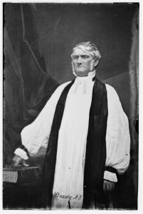 """Confederate General and Episcopal Bishop Leonidas Polk. His memoir """"A Tale That Is Told"""" was published in New Orleans by Bandel, Linn and Company, 1884."""
