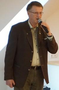 Peter Lang - Frühjahrsversammlung 2018 LVBB e.V.