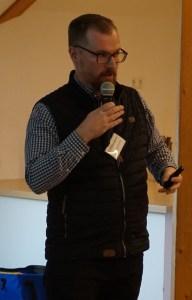 Max Schminder - Frühjahrsversammlung 2018 LVBB
