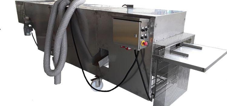 Wabenaufbereitungsmaschine