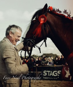 Martin and Horse