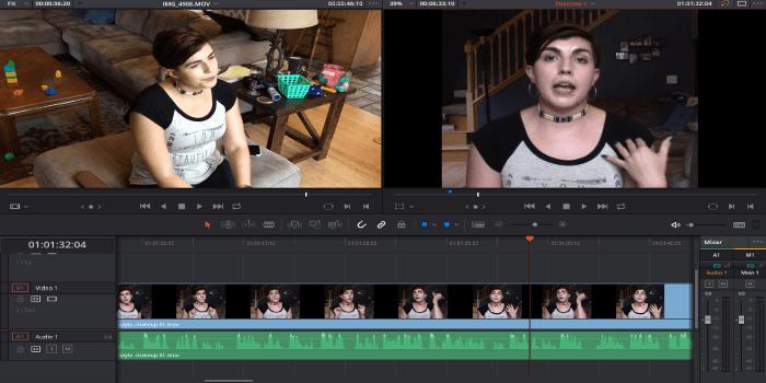 Video Editing Workshop