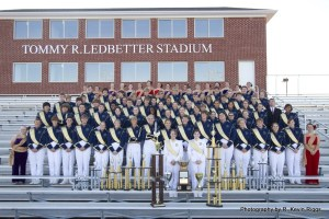 Band With Trophies