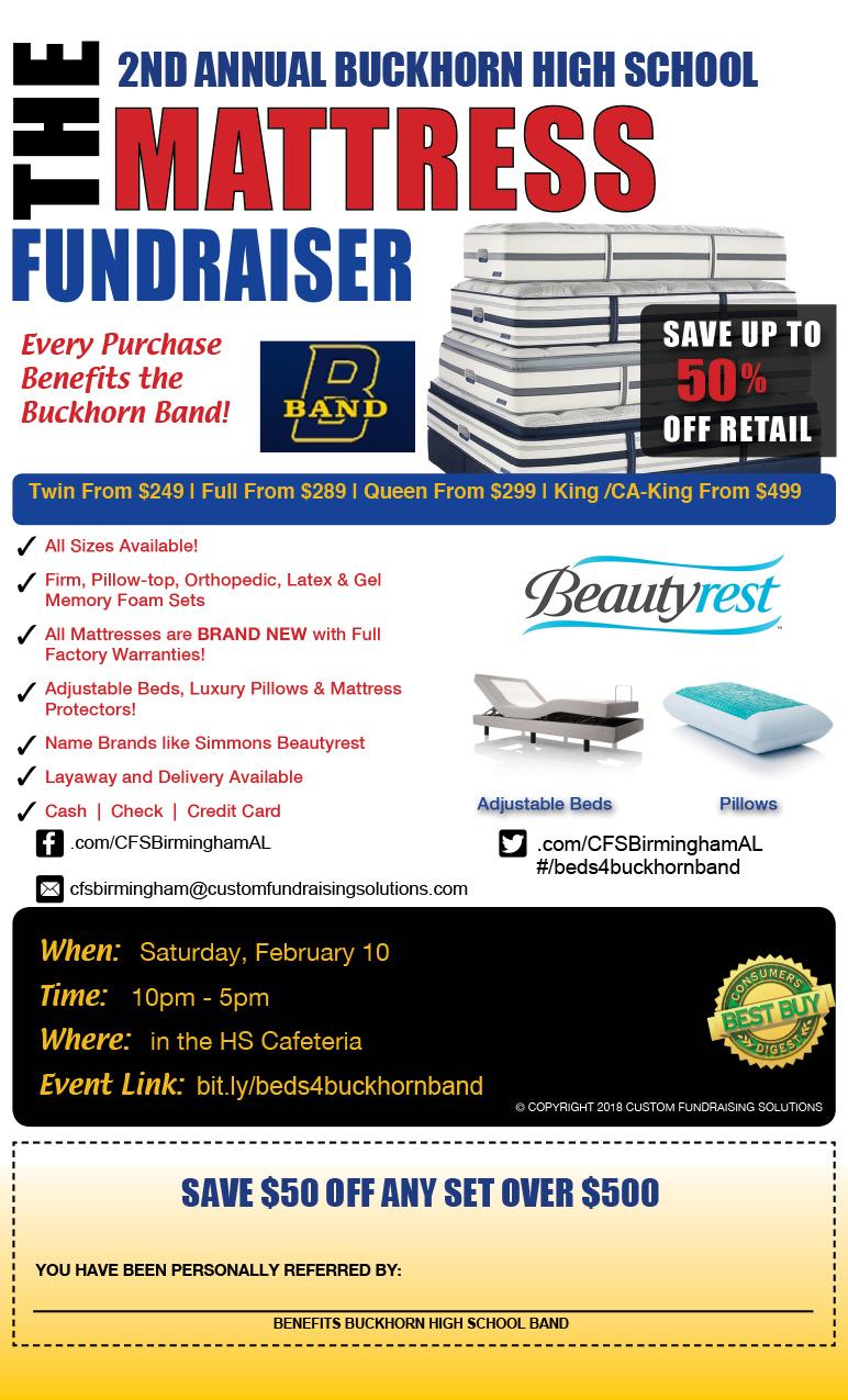 Mattress Sale Event