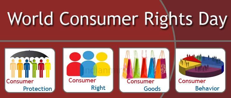Hasil gambar untuk consumer right day history
