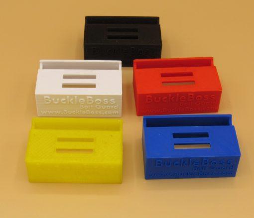 3D Printed Buckle Boss Version 2