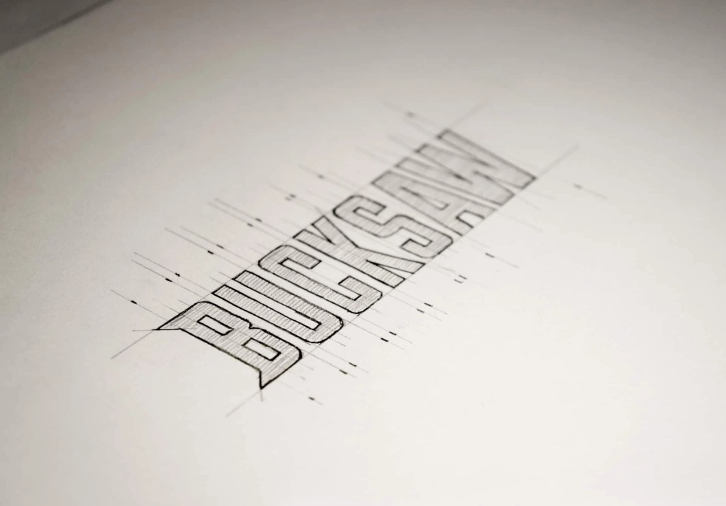 Bucksaw-Logo-Sketch