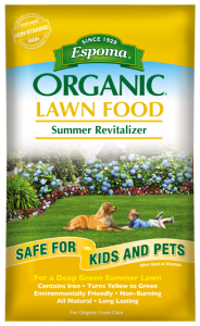 Organic Lawn Care Summer Revitalizer