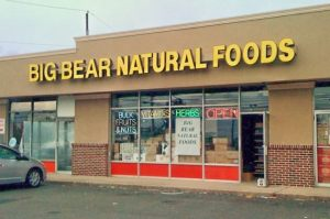 Big Bear Natual Foods