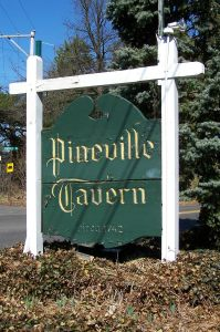 Pineville Tavern; photo by L. Goldman