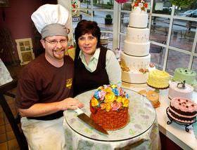 Town Crier Bakery; photo courtesy Calkins Media.