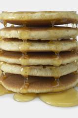 Pancakes; MSClipArt