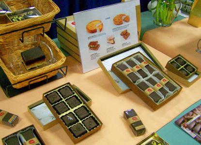 Didi's Chocolates assortment; photo by L. Goldman