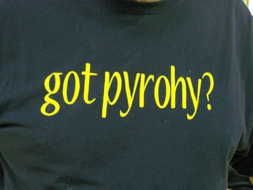 Got pyrohy?