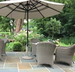 Terrace at Golden Pheasant
