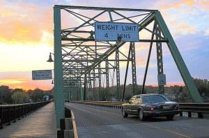 NH-Lambertville Bridge; photo by jag9889
