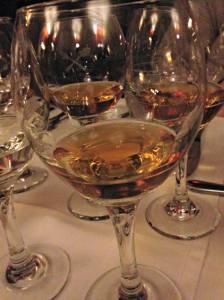 Rye whiskey at the Yardley Inn