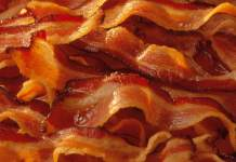 Bacon...what else?