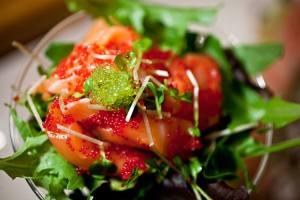 Oishi sushi, photo courtesy of Oishi