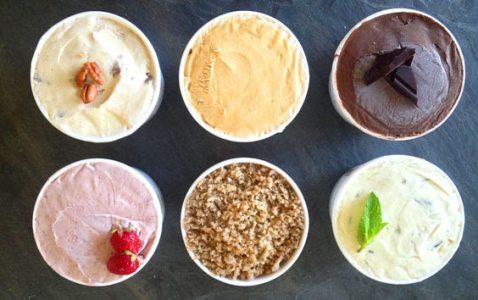 Half Pint Kitchen summer flavors