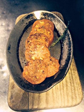 Baked tomatoes_Hamilton's Grill Room