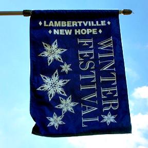 Lambertville- New Hope Winter festival