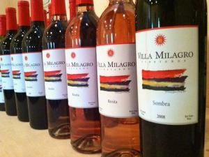 Villa Milagro Wines