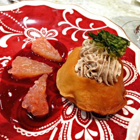 Stout-Malted Cannoli