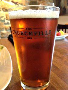 The Churchville Inn_beer_photo courtesy of the Churchville Inn