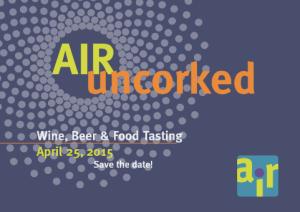 AIR uncorked