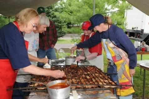 Chalfont Fire Company Chicken Barbecue