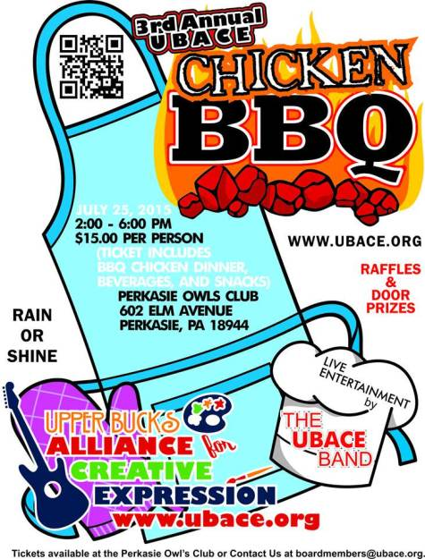 UBACE Chicken BBQ