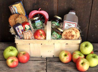 Manoff Market gift basket