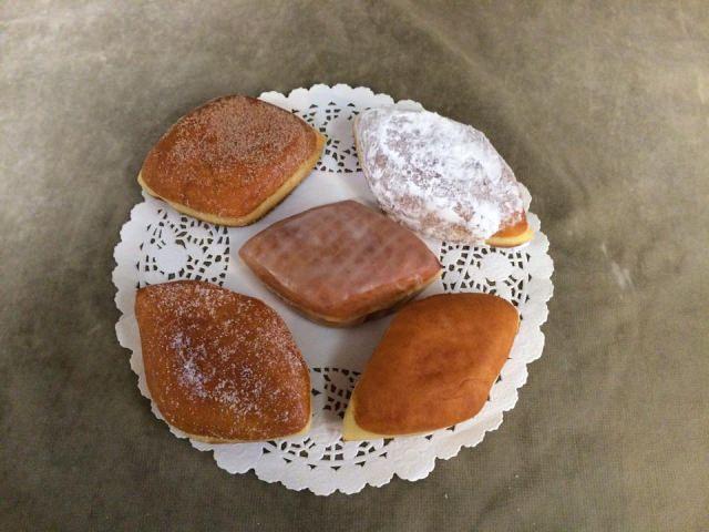 Rillings Bakery fastnacht Bucks County
