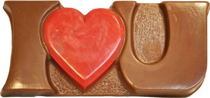 Skip's Candy Corner heart