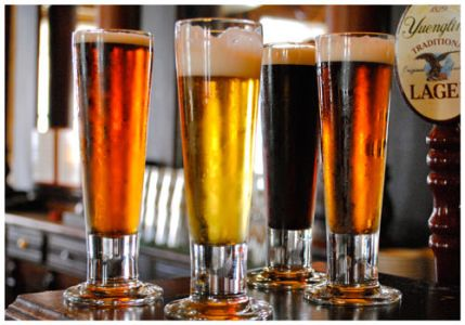 Beer, The Washington House Restaurant