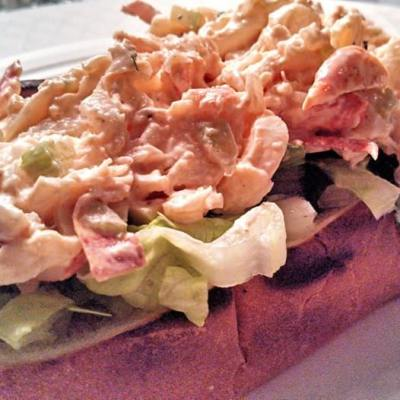 Lobster roll, Milford Oyster House