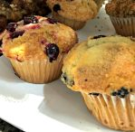 Muffins at Carversville General Store