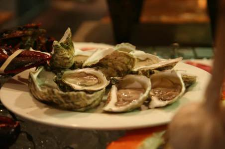 Oysters, Hamitlon's Grill Room