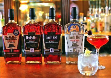 Whiskey, Dad's Hat Rye