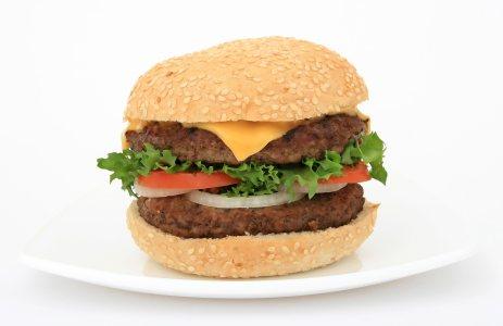 Burger, Pixabay