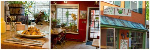 Pulp Cafe & Juice Bar