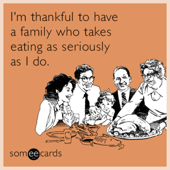 Thanksgiving, Copyright Someecards