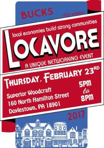 8th Annual Locavore event in Doylestown