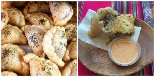 Bucks County food calendar Empanada Mama new empanadas