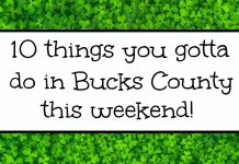 10 things you gotta do in bucks county