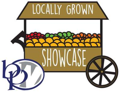 Locally grown showcase