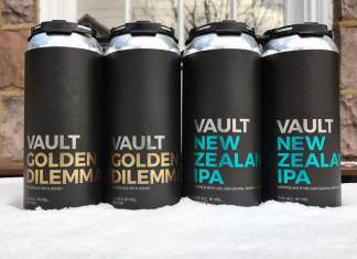 The Vault Golden Dilemma and New Zealand IPA